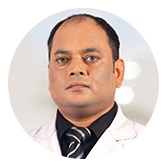 Dr. Rajesh Kumar Yadav, HOD & Associate Professor, College of Medical Sciences - Chitwan, Fellowship in Intensive Care Medicine - '19